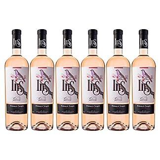 Casa-de-Vinuri-Cotnari-IRIS-Feteasca-Neagra-Roswein-trocken-aus-Rumnien-Weinpaket-6-x-075-L-Qualittswein-DOC-CMD