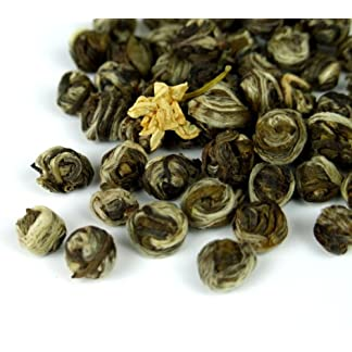 Jasmin-Drachenperlen-Tee