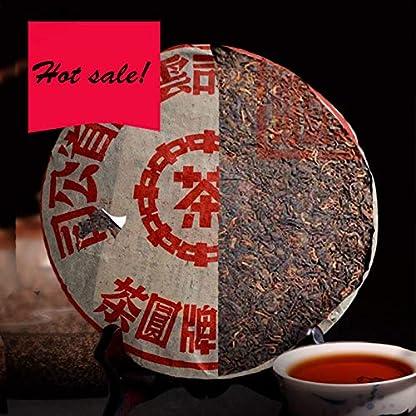 Erstklassiger-ursprnglicher-Puer-Tee-357g-0787LB-Gesundheitswesen-Tee-reif-Organischer-Puer-Tee-Schwarzer-Tee-Chinesischer-Tee-Pu-er-Tee-Reifer-Tee-Puerh-Tee-Pu-erh-Tee-Pu-Erh-Tee-gekochter-Tee