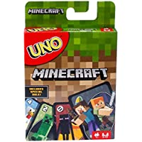 Mattel-Uno-Minecraft-Card-Game