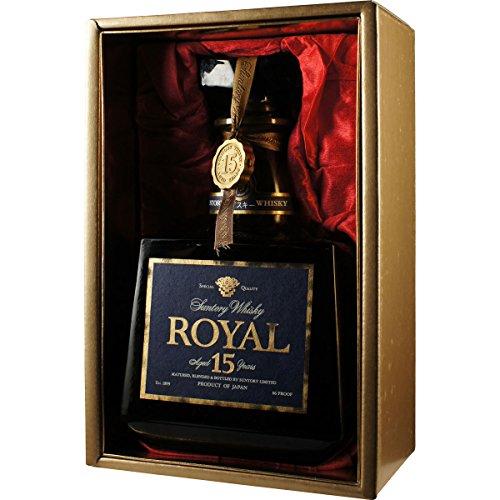 Suntory-Royal-Whisky-15-Jahre-Blaues-Label