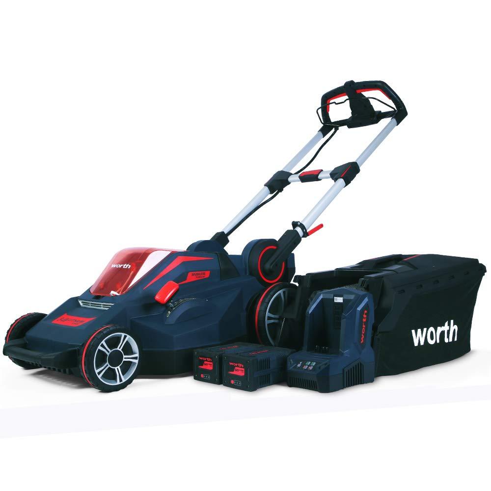Worth-84V-Lithium-Selbstfahrender-elektrischer-Rasenmher-des-elektrischen-Rasenmhers-des-elektrischen-Rasenmhers-Garten-Gartentrimmer-M010A