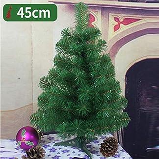 WZR-Mini-Knstlicher-Weihnachtsbaum100-Spitzen-Metallstnder-Schneller-Montage-Xmas-Weihnachtsdeko-Indoor-Partei
