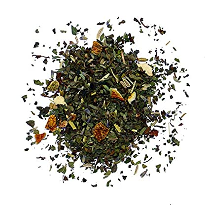 BIO-Schlaf-Tee-natrlicher-Kruter-Tee-zum-einschlafen-und-entspannen-Abend-Tee-mit-Baldrian-Fenchel-und-Melisse-ohne-Zusatzstoffe-Tee-Geschwister-85g