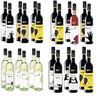 666L-Kfer-Wein-Mischpakete-Chardonnay-Grner-Veltiner-Pinotage-6-x-075L