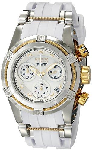 Invicta-Damen-Armbanduhr-Bolt-Chronograph-Quarz-Edelstahl-beschichtet-15279