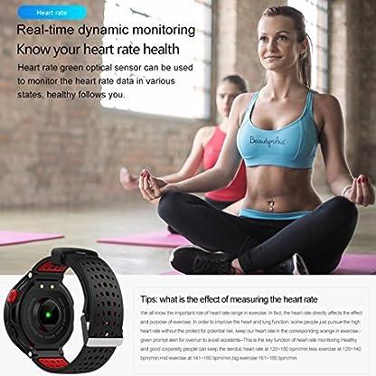 EARS-Fitness-SmartWatch-Waterproof-Bluetooth-X2Plus-Schrittzhler-Aktivitt-Pulsmesser-Heart-Rate-Blood-Pressure-Activity-Tracker-Outdoor-Sport-Portable-Armband-Blutdruck-leep-Tracke