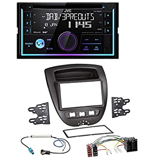 caraudio24-JVC-KW-DB93BT-Bluetooth-DAB-CD-MP3-2DIN-USB-Autoradio-fr-Toyota-Aygo-Peugeot-107-Citroen-C1-05-14-Fakra