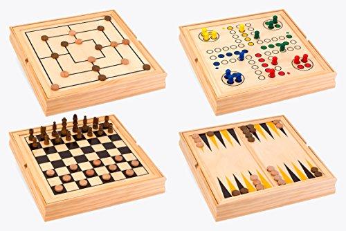 Legnoland-37804-Spielesammlung-aus-Holz-36-x-36-cm
