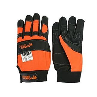 Schnittschutz-Sgenspezi-Handschuhe-Gre-XL-11-Forsthandschuh-fr-Motorsge-Kettensge