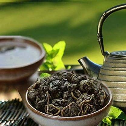 50g-011LB-getrockneter-Maulbeerblatt-Tee-Maulbeerbltter-Tee-chinesisches-Krutertee-duftender-Tee-Blumentee-botanischer-Tee-Krutertee-grner-Tee-roher-Tee-Blumen-Tee-chinesischer-Tee
