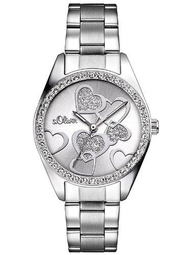 sOliver-Damen-Armbanduhr-Analog-Quarz-SO-2857-MQ