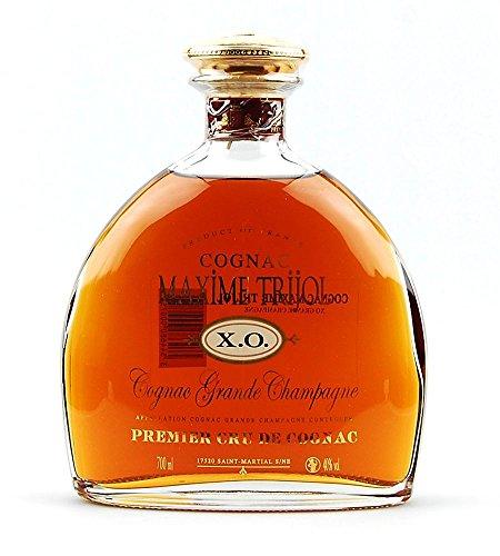 Cognac-Maxime-Trijol-XO-in-exklusiver-Karaffe