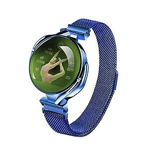 Aliwisdom-Bluetooth-Smartwatch-fr-Damen-Outdoor-Sports-IP67-wasserdicht-Intelligente-Armbanduhr-fr-Android-und-ios-System-Support-Anruferinnerung-und-Nachrichtenerinnerung