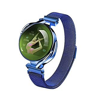 Aliwisdom-Bluetooth-Smartwatch-fr-Damen-Outdoor-Sports-IP67-wasserdicht-Intelligente-Armbanduhr-fr-Android-und-ios-System-Support-Anruferinnerung-und-Nachrichtenerinnerung