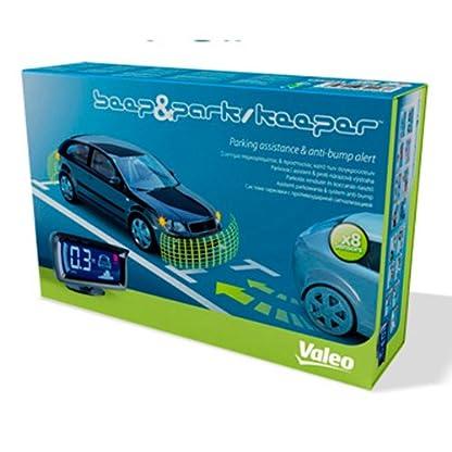 Valeo-632023-Erweiterungssatz-Einparkhilfe-Vorfahrwarnung