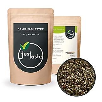 100-g-Damianabltter-Damiana-Tee-geschnitten-Rucherwerk-justaste-Scutellaria-lateriflora-ruchern
