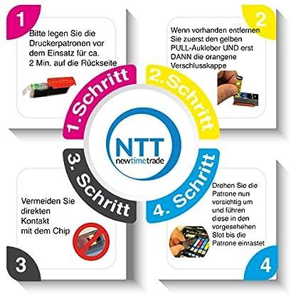 NTT-10-XXL-kompatible-Druckerpatronen-Tintenpatronen-als-Ersatz-fr-T1811-T1812-T1813-T1814-18XL-Multipack-4-Schwarz-2-Rot-2-Blau-2-Gelb