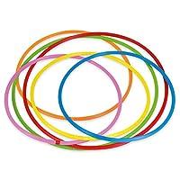 Betzold-Hula-Hoop-Reifen-Regenbogen-Set-6-Stck-Durchmesser-60-cm