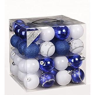 64-Christbaumkugeln-6cm-Kugelbox-Kunststoff-bruchfest-Dekokugeln-Weihnachtskugeln-Baumkugeln-Baumschmuck-Set-Inge-Glas-Plastik-PVC-60mm