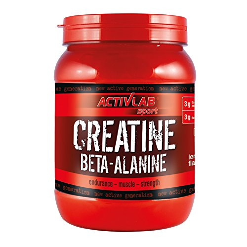 Activlab Creatine + Beta-Alanine, Orange, 300 g