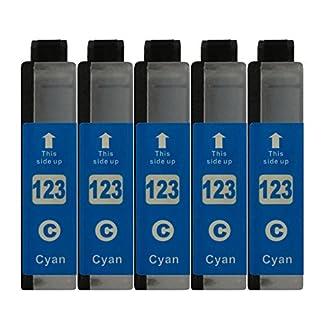 5-Druckerpatronen-kompatibel-zu-LC123