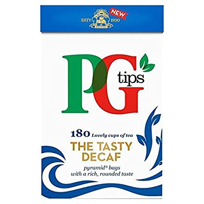 PG-Tips-Pyramid-Decaf-160-Tea-Bags-500g-entkoffeinierter-Schwarztee