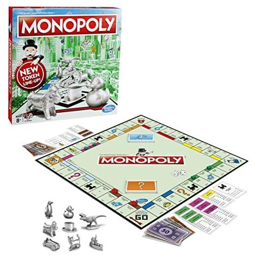 Hasbro-Klassisches-Brettspiel-Monopoly-evtl-Nicht-in-Deutscher-Sprache