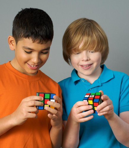 Jumbo-12144-Rubiks-Cube-3-x-3-Zauberwrfel