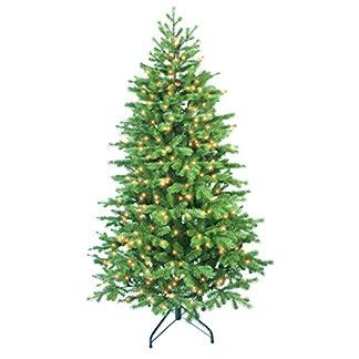 Forever-Green-Easy-Tree-knstlicher-Weihnachtsbaum-Plastik-grn-99-x-99-x-150-cm