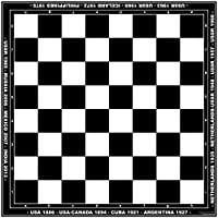 HenRal-Special-Edition-New-Unique-Design-Eco-Friendly-Folding-Chess-Board-with-Countries-Years-of-Hosting-World-Chess-Championships-50mm-Field-Black-EINZIGARTIGES-KLAPPBAR-Schachbrett-N5-SCHWARZ