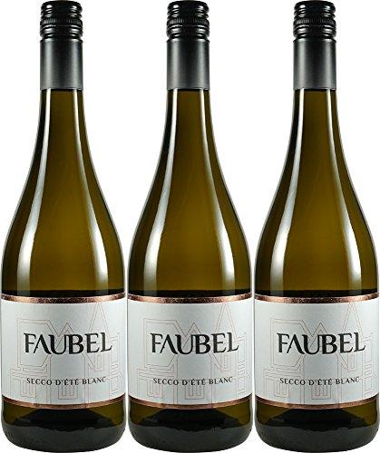 Faubel-Secco-d-t-blanc-2017-Halbtrocken-3-x-075-l