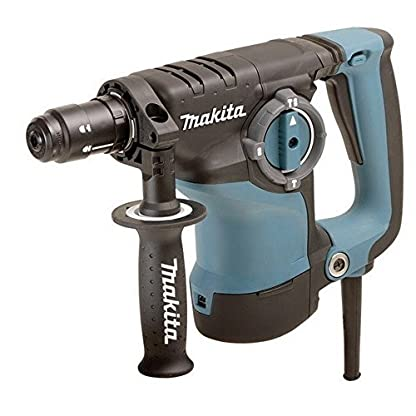 Makita-HR2811FT-Kombihammer-fr-SDS-PLUS-Werkzeuge