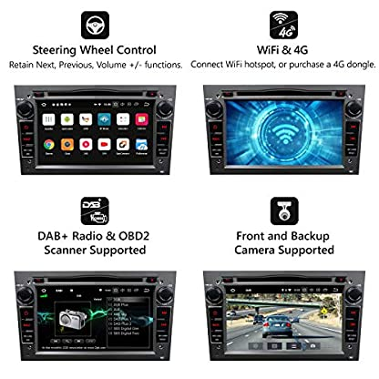 eonon-GA9154B-Android-8-fit-Opel-Antara-Astra-Corsa-Vectra-Zafira-178cm-7-Touchscreen-Indash-Car-Digital-Audio-Video-Stereo-Autoradio-DVD-GPS-Bluetooth-USB-SD-FM-AM-RDS-Headunit-Grau