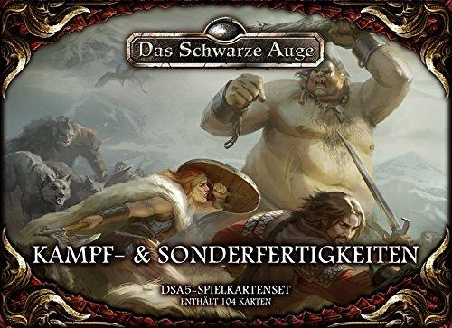 DSA5-Spielkartenset-Kampf-Sonderfertigkeiten-Das-Schwarze-Auge-Regelwerke