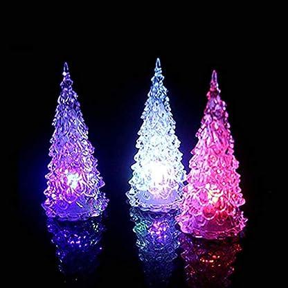 STOBOK-LED-Weihnachtsbaum-Beleuchtet-Mini-Tannenbaum-Deko-Licht-fr-Weihnachten-Tisch-Deko-8-Stck