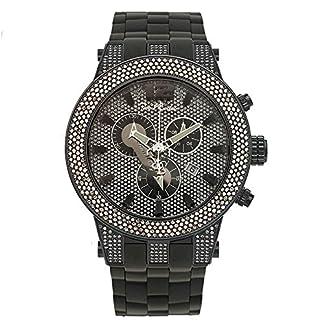 Joe-Rodeo-Diamant-Herren-Uhr-BROADWAY-schwarz-5-ctw