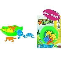 itsisa-Mini-Frosch-Hpf-Spiel-6er-Set-Froschspiel-Springende-Frsche-Give-Away-Kindergeburtstag