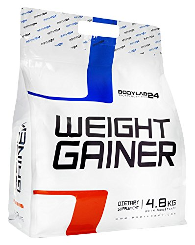 Bodylab24 Weight Gainer Vanille, 4.8 kg