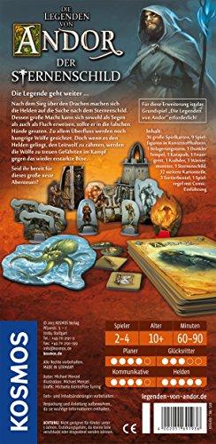 Kosmos-691936-Die-Legenden-von-Andor-Erweiterung-Der-Sternenschild-Brettspiel-Kosmos-692261-Die-Legenden-von-Andor-neue-Helden-Strategiespiel