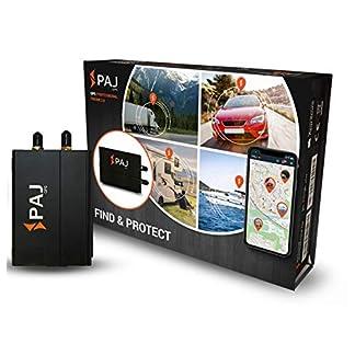 PAJ-GPS-Professional-Finder-GPS-Tracker-Auto-Peilsender-zur-Live-Ortung-Direktanschluss-KFZ-Diebstahlschutz