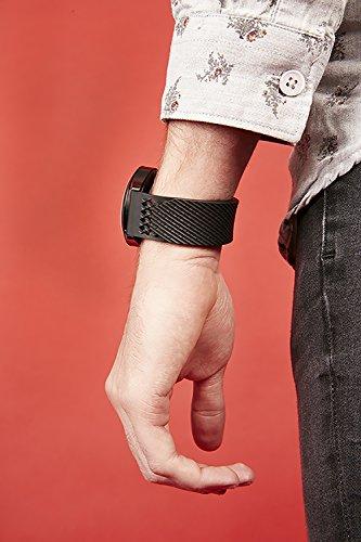 noomoon–Uhr-Band-fr-22-mm-Uhren–superbequem-und-einzigartig-in-seiner-Art–hoher-Qualitt-Gummi–Quick-Release-Spring-Pin