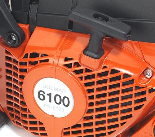 Dolmar-PS6100-45-Benzin-Kettensge-38-Zoll-45-cm