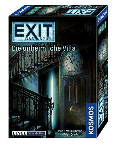 KOSMOS-Spiele-694036-EXIT-Die-unheimliche-Villa