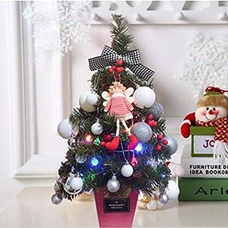 DZWLYX-Baumdecke-Weihnachtsbaum-Rock-Christbaumdecke-Rund-Wei-Weihnachtsbaumdecke-Christbaumstnder-Teppich-Decke-Weihnachtsbaum-Deko-4860CM