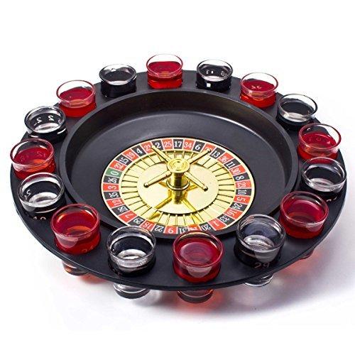 Party-Trinkspiel-Roulette-Spiel-Saufspiel-Partyspiel