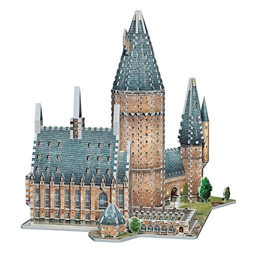 Hogwarts-Great-Hall-3D-Puzzle-850-Pieces