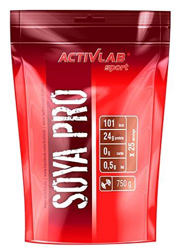 Activlab, Soya Pro, Schokolade, 1er Pack (1x 750g)