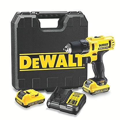 DeWalt-DCD710D2-QW-Akku-Bohrschrauber-108-V20-Ah