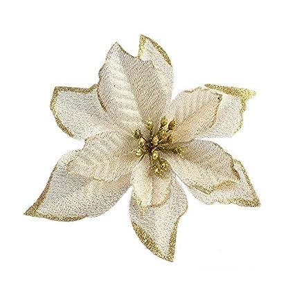 San-Jison-Glitzer-Weihnachtsstern-Weihnachtsbaum-Ornament-6pcs-Gold-Blumen-Weihnachten-Xmas-Tree-Krnzen-Decor-Ornament-Girlande-Home-Kche-Knstliche-Blumen-Hochzeit-15cm59
